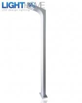 GARLED 2 - stříbrná