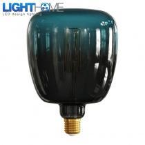 LED žárovka Bona barevná kombinace soumrak, rovné vlákno 4W E27 - stmívatelná 2200K